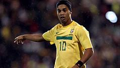 Ronaldinho's World Club hopes in...