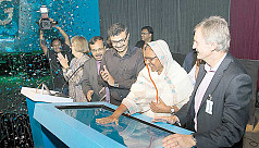 Grameenphone steps into 3G...