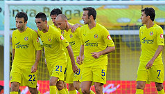 Villarreal taste first League...