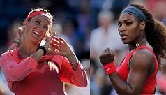 Azarenka, Serena play it again at US...