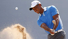 Rested Woods ready for Wells Fargo...