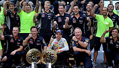 Vettel one step from title after Korea...