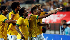 Neymar hits out after win over South...