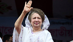 Khaleda Zia can contest polls even if...