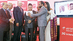 Airtel launches 3G service in...