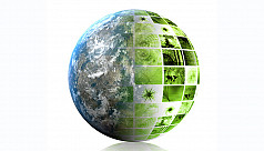 An unstable global economic system that...