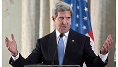 Secretary Kerry backs Biswal's