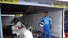 Tushar finishes 15th in F4 circuit