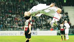 Rodriguez strikes again as Monaco close...
