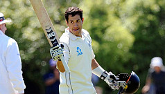 Taylor's double ton helps NZ to mammoth...