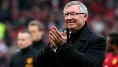 Alex Ferguson showing signs of recovery...