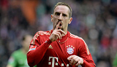 Ribery signs one-year Bayern...