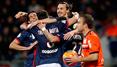 PSG maintain title march against valiant...