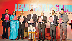 Summit: Leadership excellence to take...