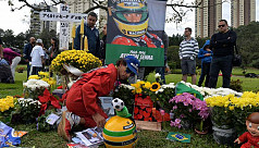 Formula One mourns Senna's death in...