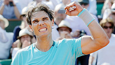 Nadal reclaims ATP top spot as Federer...