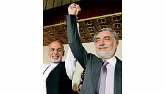 Afghan rivals clinch deal, easing political...
