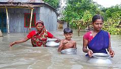 Two Bangladeshis die taking flood selfies...