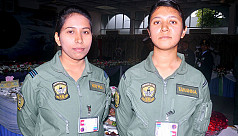 BAF includes two female pilots in UN...