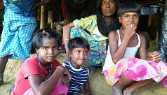A Rohingya mother's journey to save...