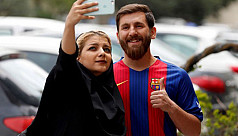 In Pictures: Messi lookalike roaming...