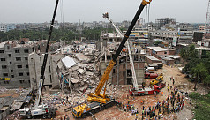 Never forget Rana Plaza