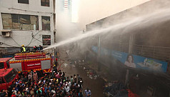 Traders claim DNCC market fire as...