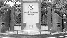 Chhatra League beats 7 RU students