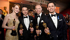 In pictures: Oscars 2017