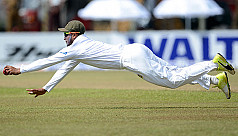 In pictures: Bangladesh vs Sri Lanka Galle Test Day 4