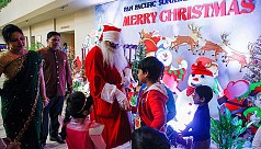 In pictures: Christmas celebration across...