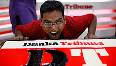 In pictures: Dhaka Tribune turns 4
