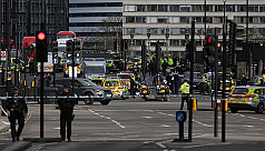 In pictures: London attack