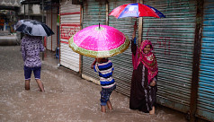 Met office predicts heavy rainfall over...