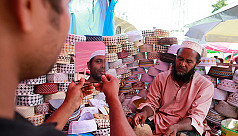 In pictures: Last moments of Eid...