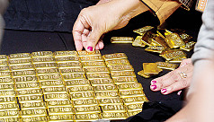 1,000kg gold seized in 22 months