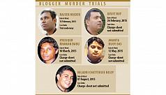 Blogger murder probes sluggish