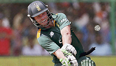De Villiers back into squad against...