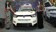 SsangYong Tivoli introduced by...