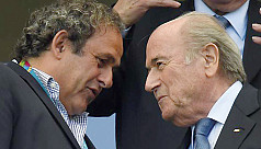 Blatter, Platini banned for eight...