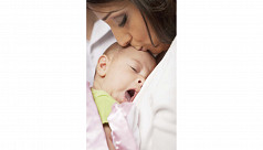 Postpartum depression: Unhappy mother...