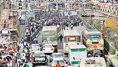 Study ranks Dhaka as world's seventh most stressful city