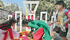 Nation pays tribute to the martyrs of...