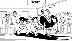VVIPS: Here and there