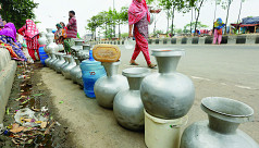 Karnaphuli Water Supply Project launches:  Water crisis expected to ease soon in Ctg