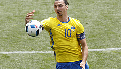 Swedish FA: Ibrahimovic rules out World...