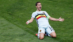 Hazard shines against Hungary but Wilmots...