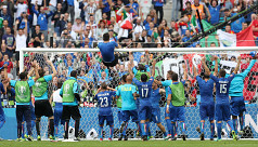 Italy unchain their attacking...