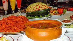 Ramadan specialities at Hotel Sarina...