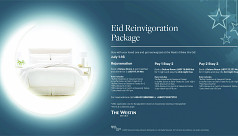 Eid reinvigoration package at the...